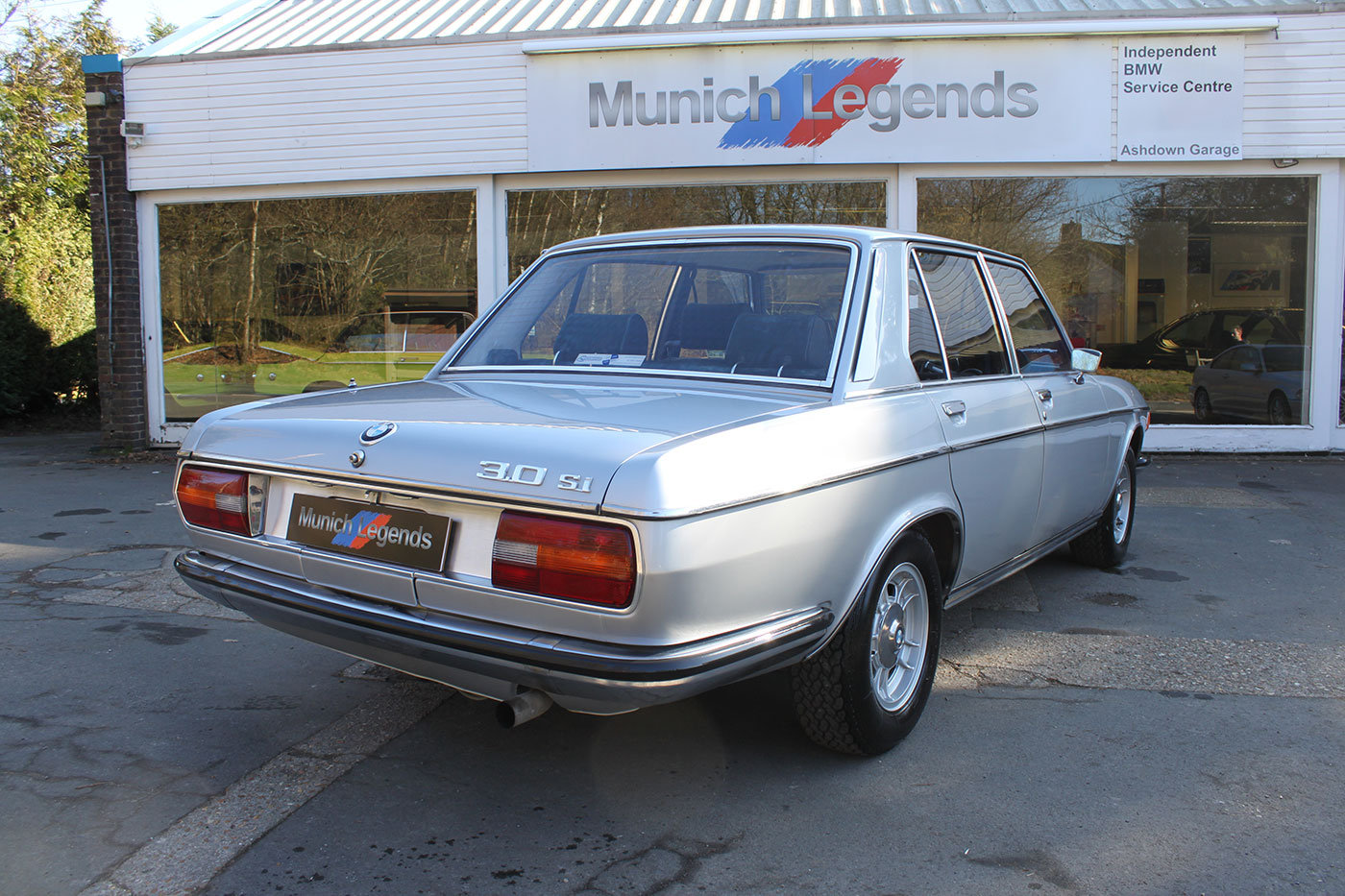 1972 BMW E3 3.0 Si For Sale (picture 6 of 6)