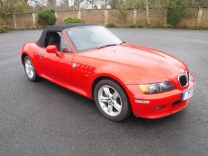 **MARCH AUCTION**1999 BMW Z3 SOLD by Auction