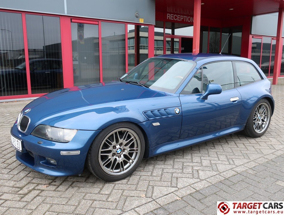 2000 BMW Z Coupe 3.0i Aut LHD For Sale (picture 1 of 6)