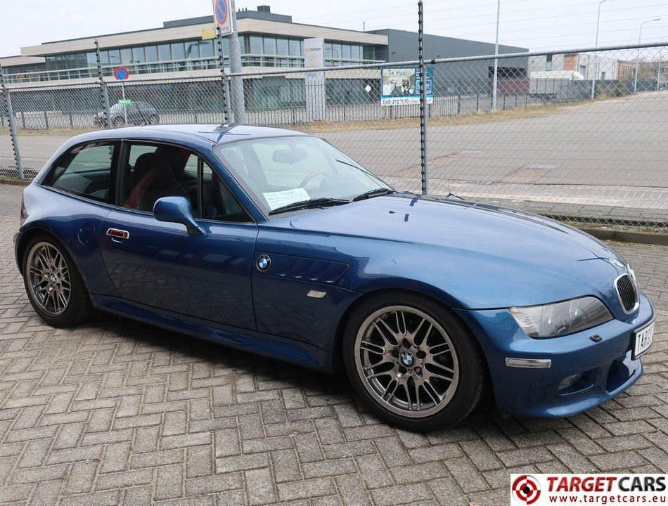 2000 BMW Z Coupe 3.0i Aut LHD For Sale (picture 2 of 6)