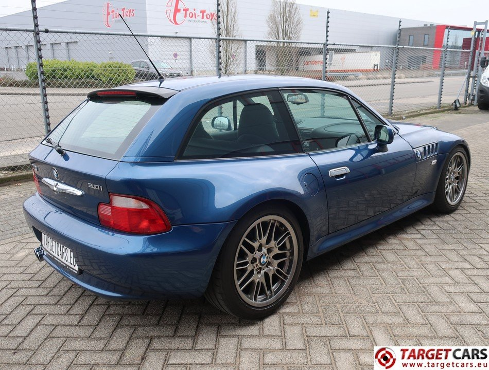 2000 BMW Z Coupe 3.0i Aut LHD For Sale (picture 3 of 6)