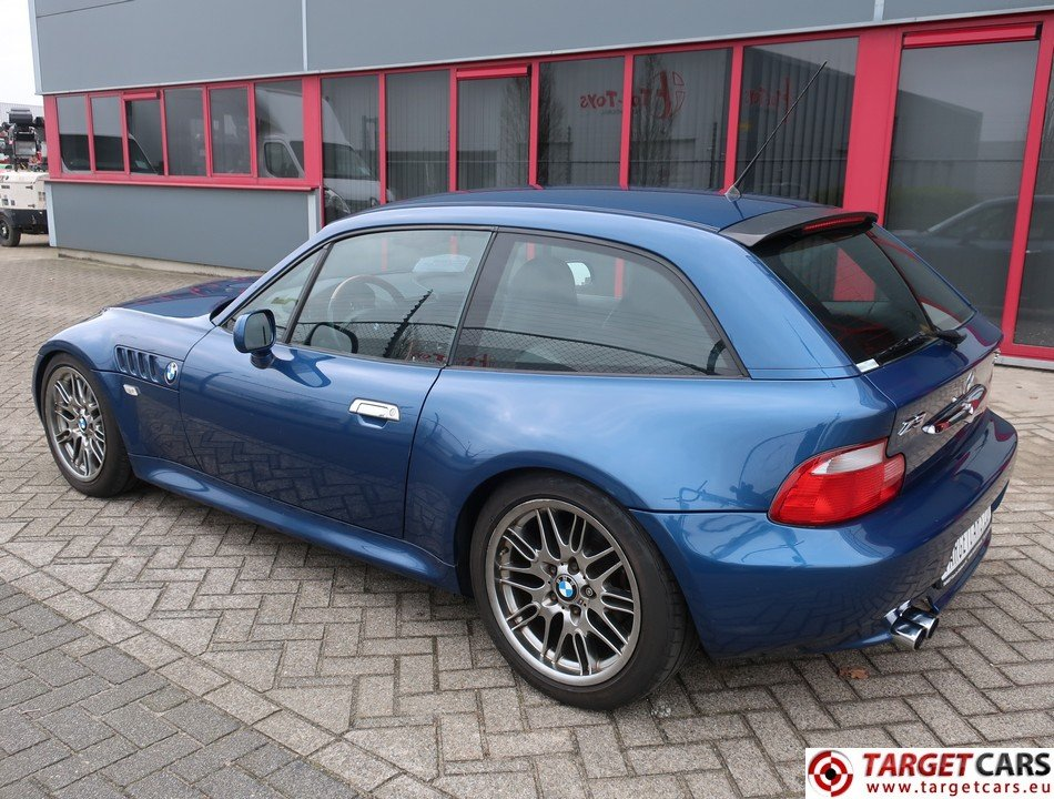 2000 BMW Z Coupe 3.0i Aut LHD For Sale (picture 4 of 6)