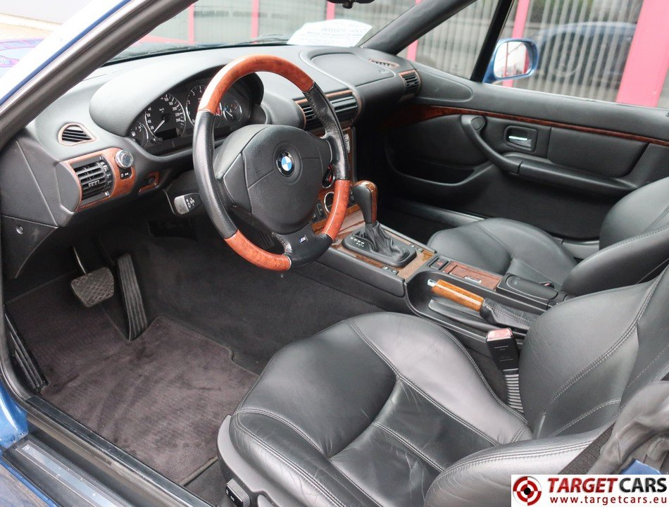 2000 BMW Z Coupe 3.0i Aut LHD For Sale (picture 5 of 6)