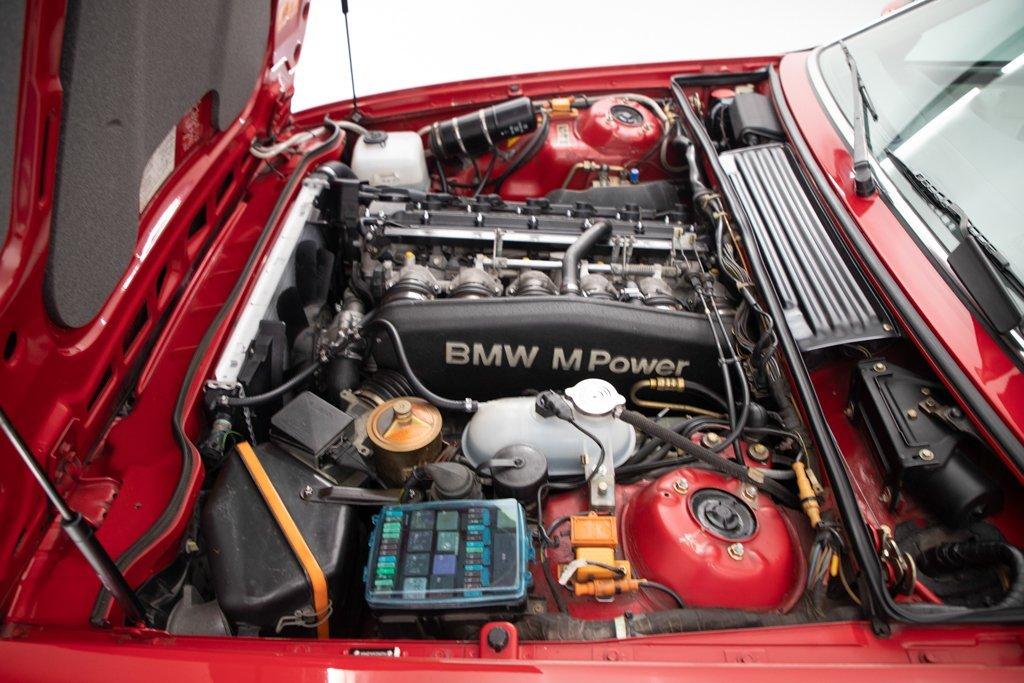 1988 BMW M6 = Manual clean Red 96k miles  $39.9k For Sale (picture 6 of 6)