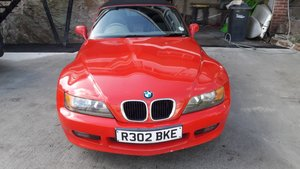 BMW Z3 New Hood low milage For Sale