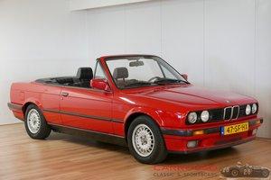 1992 BMW E30 318i Cabriolet in Original condition