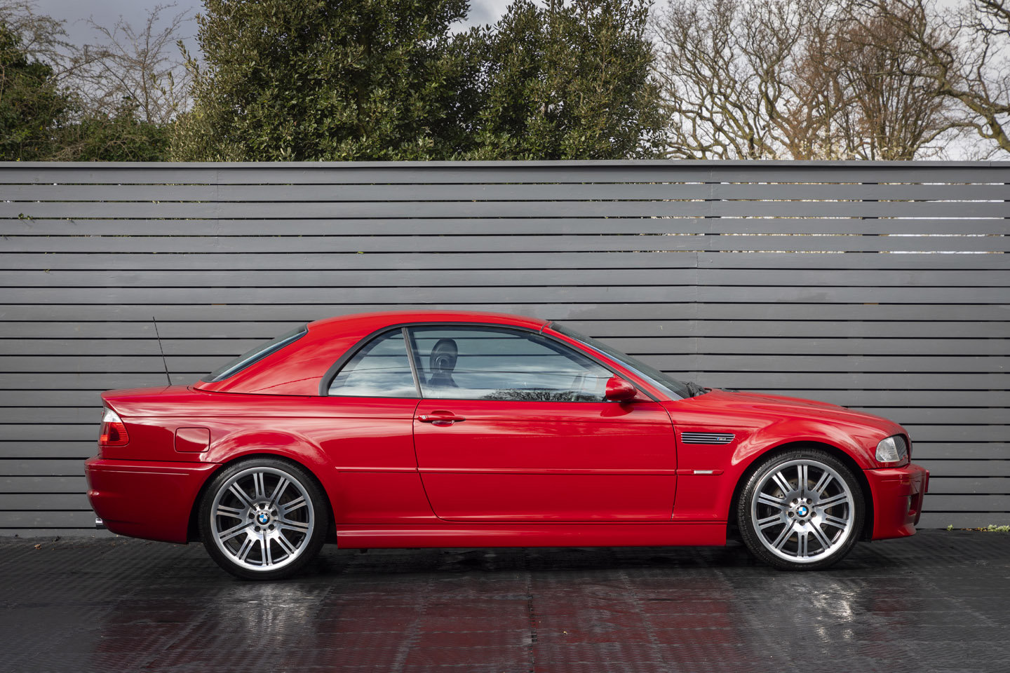 2004 BMW M3 3.2 E46 CONVERTIBLE MANUAL SOLD (picture 3 of 6)