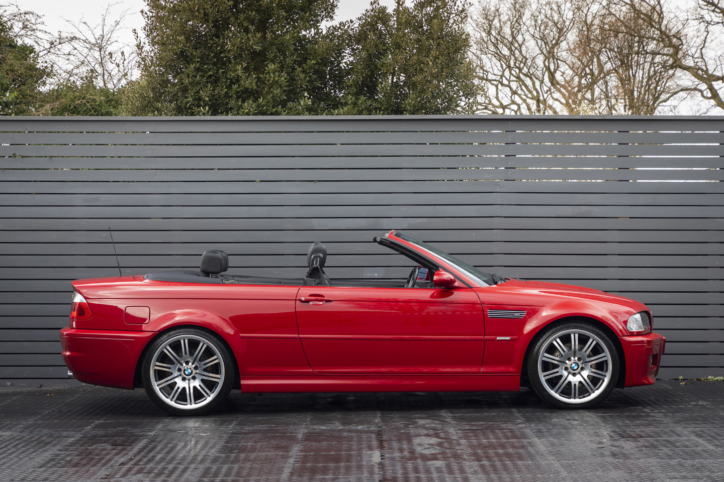 2004 BMW M3 3.2 E46 CONVERTIBLE MANUAL SOLD (picture 4 of 6)