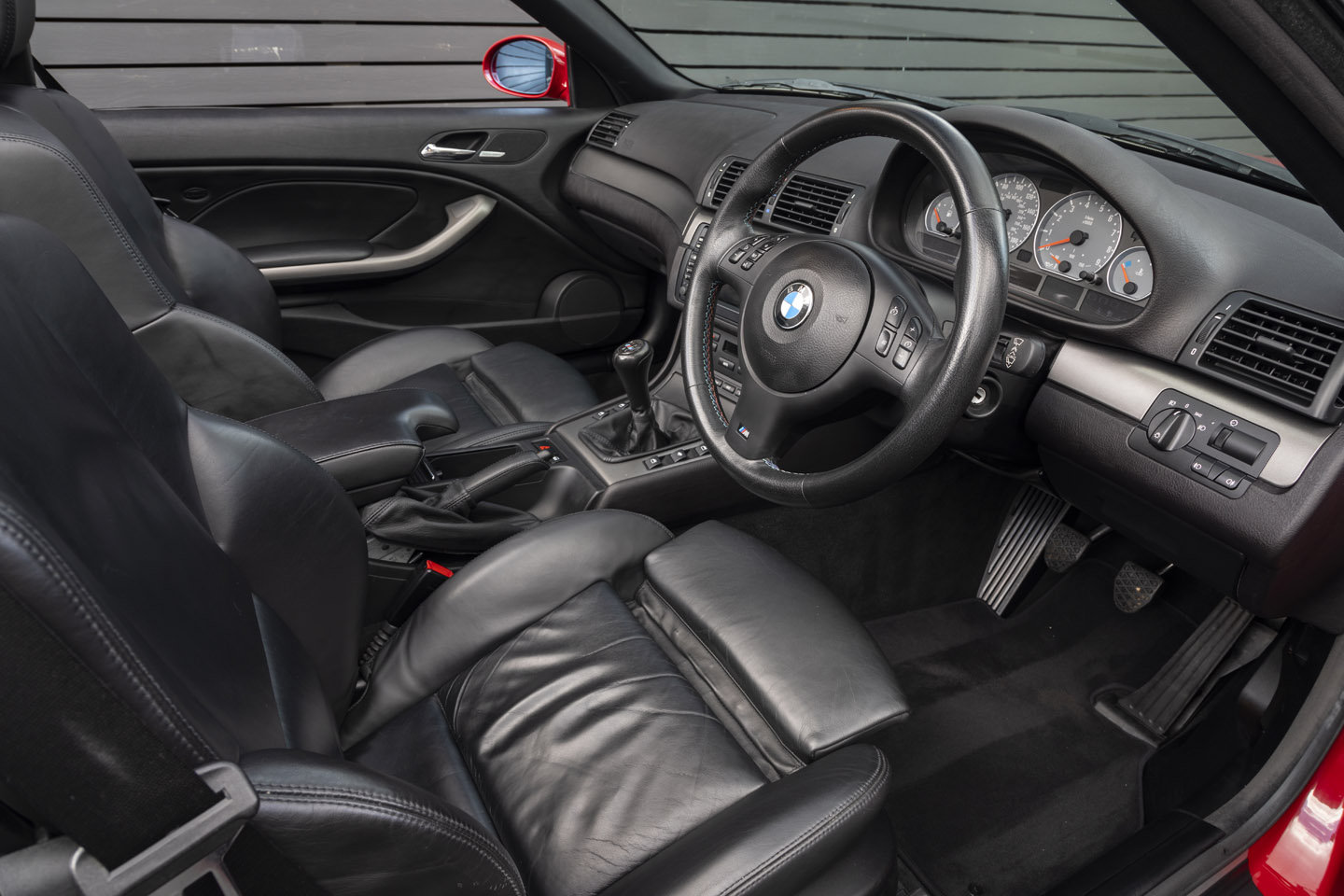 2004 BMW M3 3.2 E46 CONVERTIBLE MANUAL SOLD (picture 5 of 6)