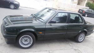 1988 E30  320i  4dr For Sale
