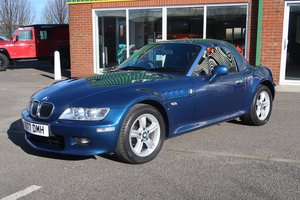 2000 BMW Z3 2.0i 2dr Roadster with Hardtop SOLD
