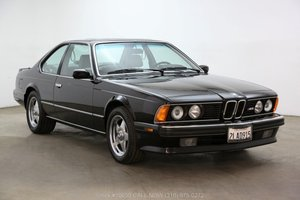 1988 BMW M6 For Sale