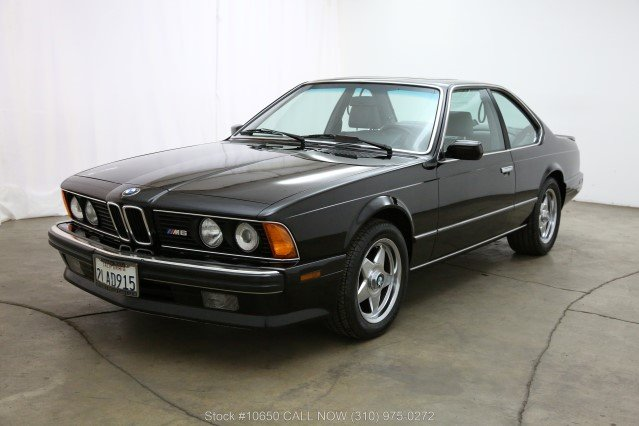 1988 BMW M6 For Sale (picture 3 of 6)