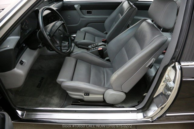 1988 BMW M6 For Sale (picture 4 of 6)