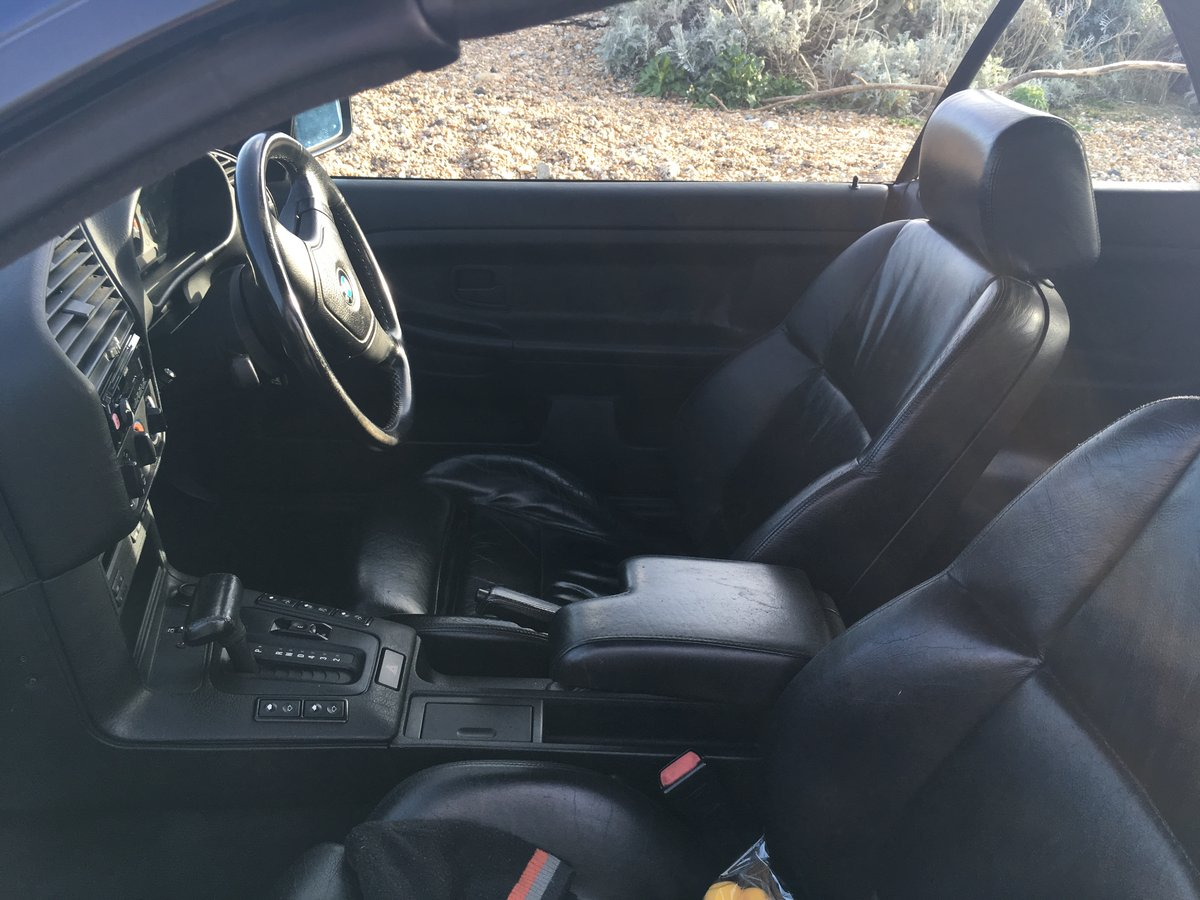 1996 Exceptional E36 328i auto cabrio For Sale (picture 3 of 6)