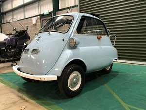 1957 BMW Isetta 300 SOLD