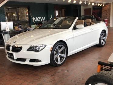 2009 BMW 650i 4.8 Liter V8 = Ivory(~)Ginger 37k miles $19.9  For Sale
