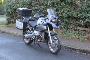 2005 BMW R1200 GS SOLD