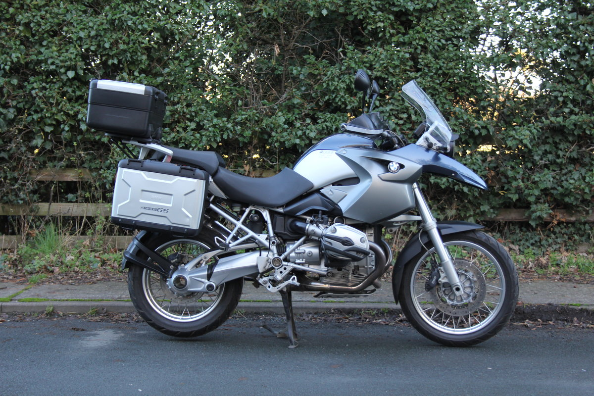 2005 BMW R1200 GS SOLD (picture 7 of 12)
