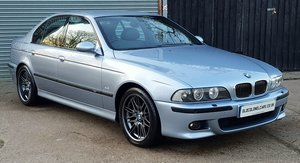 2002 Immaculate and low mileage BMW E39 M5 - Full BMW history For Sale