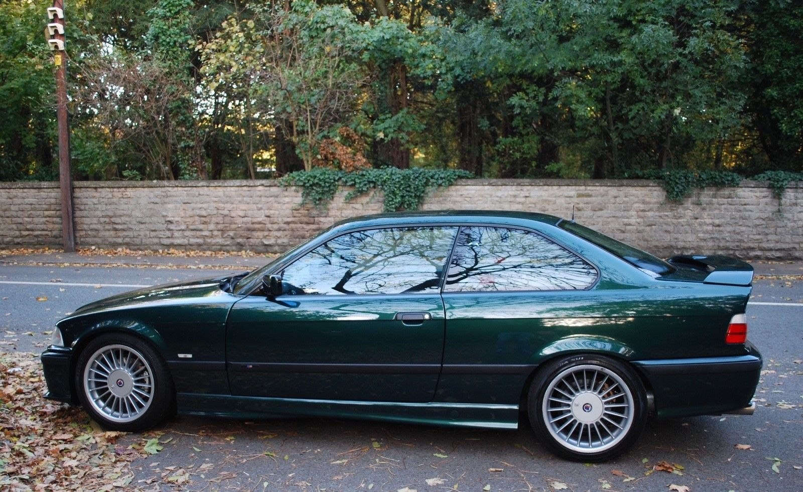 November 1998 BMW E36 328i Sport coupe manual For Sale (picture 1 of 4)