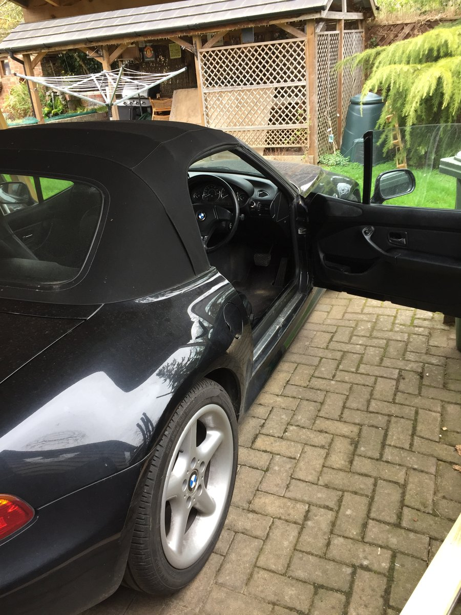 1997 BMW  Z3 2.8  Wide Body  Automatic For Sale (picture 4 of 6)