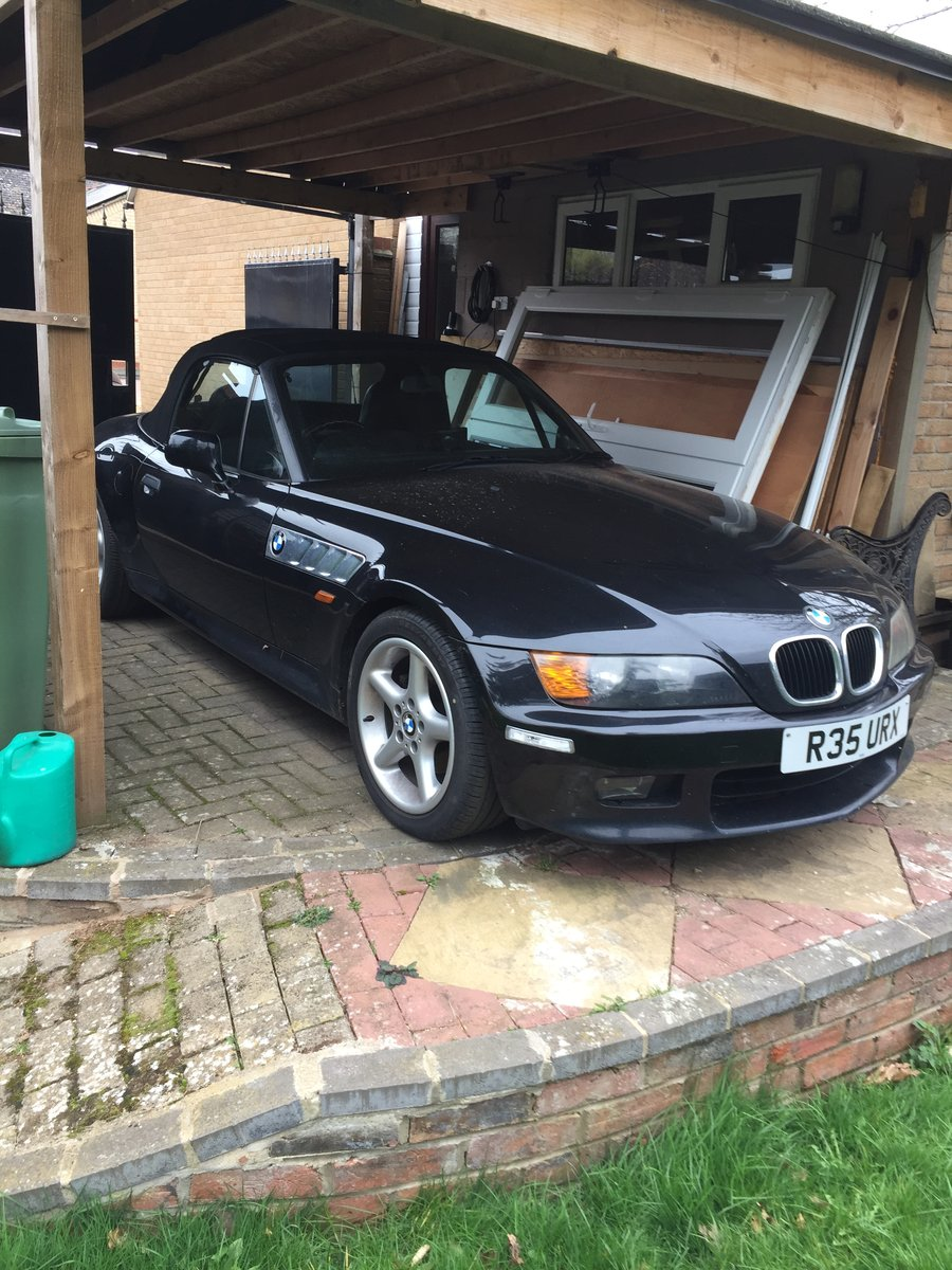 1997 BMW  Z3 2.8  Wide Body  Automatic For Sale (picture 5 of 6)