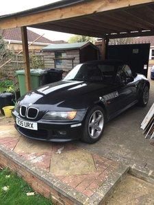 1997 BMW  Z3 2.8  Wide Body  Automatic For Sale