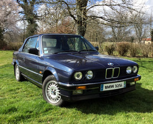 1988 BMW 325i Convertible Automatic