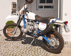 1976 BMW GS 100 Special UNIQUE For Sale