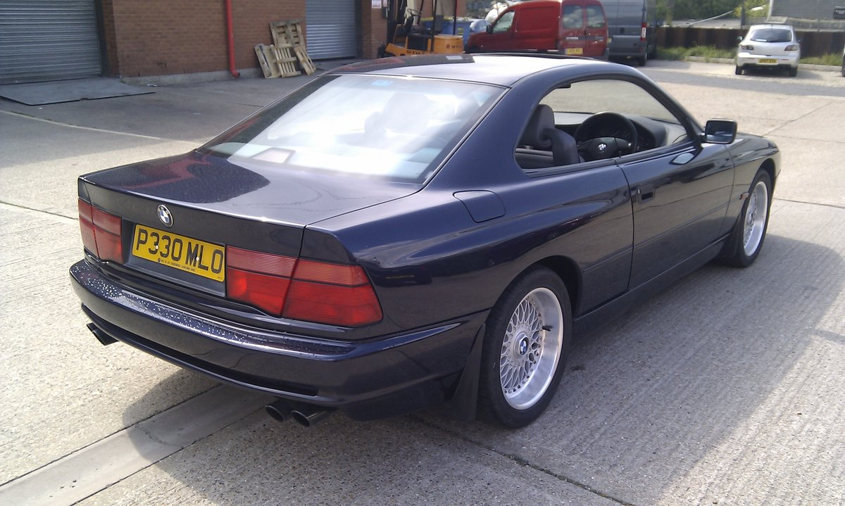 1996 BMW 840 Ci For Sale (picture 4 of 6)