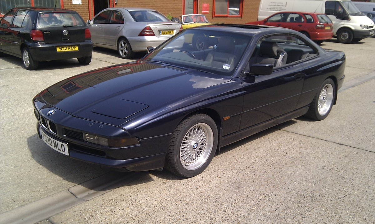1996 BMW 840 Ci For Sale (picture 1 of 6)