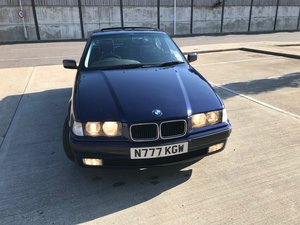1996 BMW 320iSE Saloon AUTO, Metallic Blue For Sale