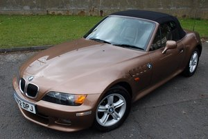 1999 BMW Z3 2.8 Roadster - Low Mileage - Rare Colour For Sale