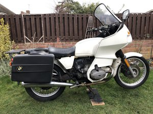 1984 BMW R80RT TIC For Sale
