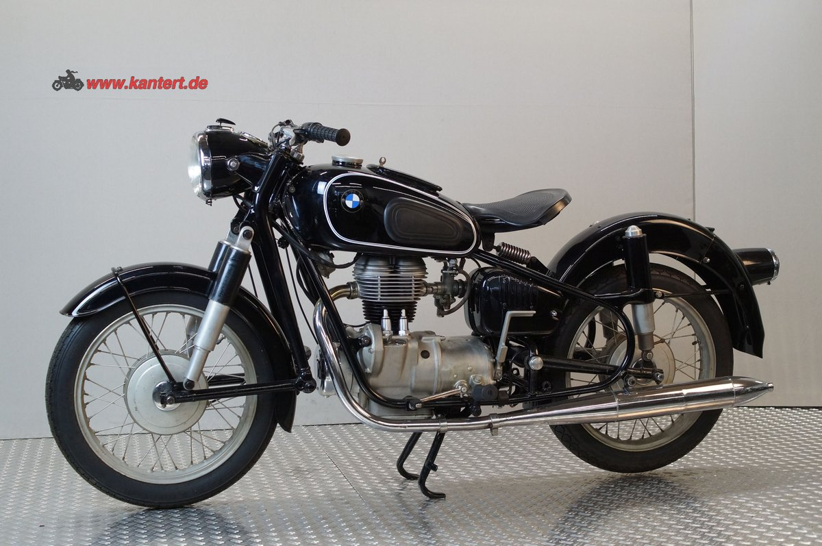 1959 BMW R 26, 245 cc, 15 hp, 90000 km For Sale (picture 4 of 6)