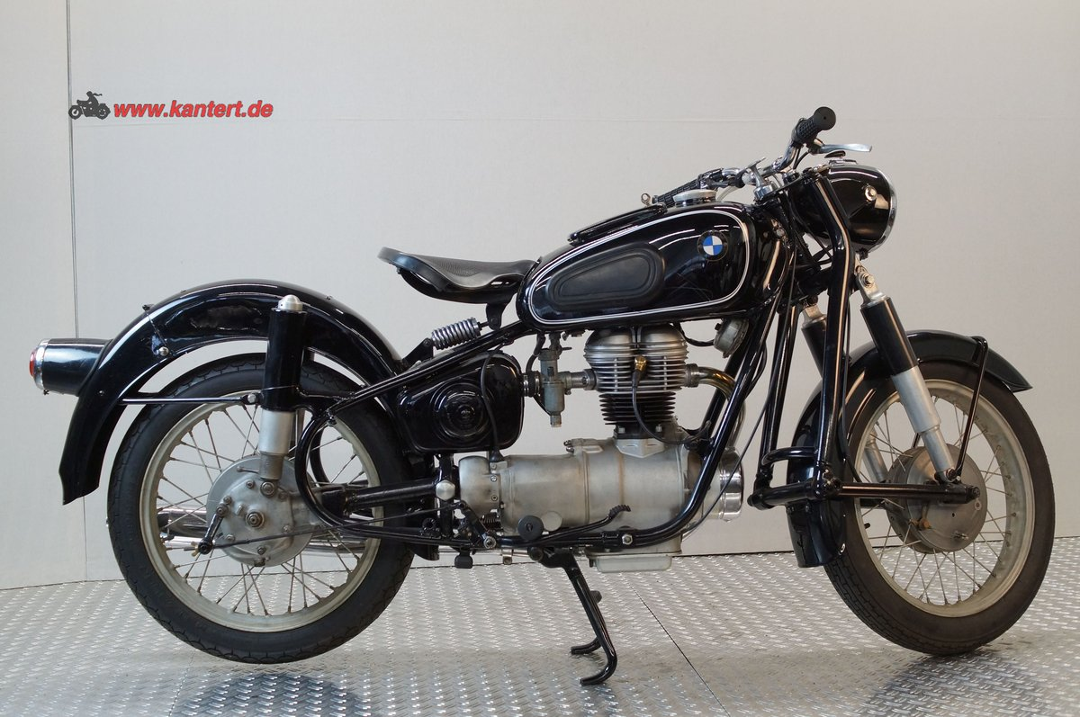 1959 BMW R 26, 245 cc, 15 hp, 90000 km For Sale (picture 5 of 6)