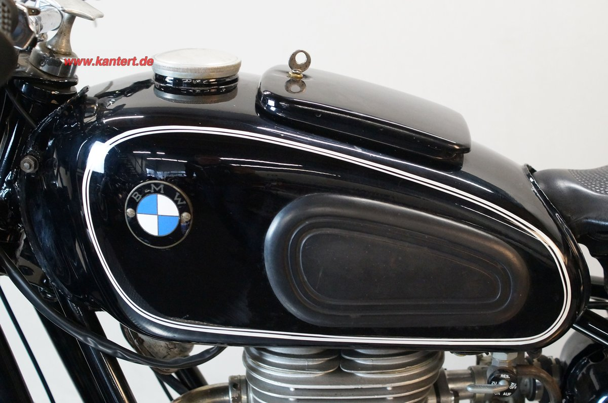 1959 BMW R 26, 245 cc, 15 hp, 90000 km For Sale (picture 6 of 6)