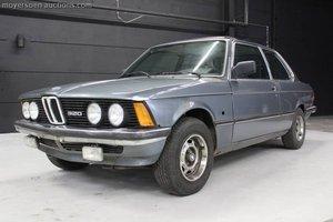 1972 BMW 320i E21