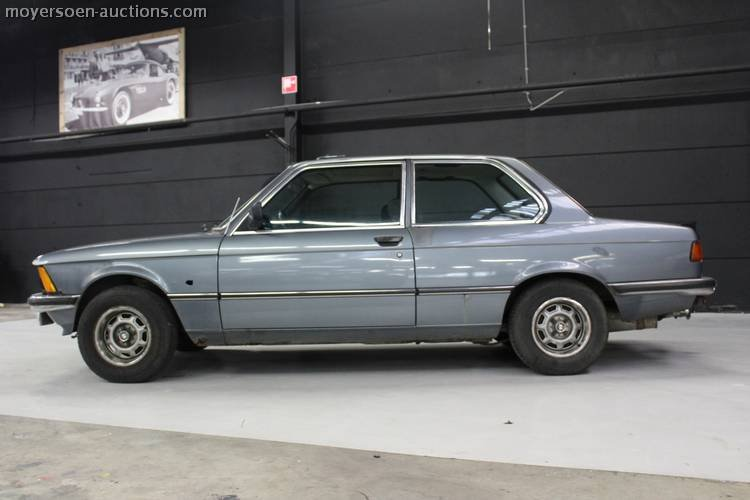 1972 BMW 320i E21 For Sale by Auction (picture 2 of 5)
