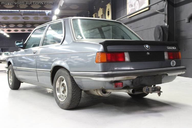 1972 BMW 320i E21 For Sale by Auction (picture 3 of 5)