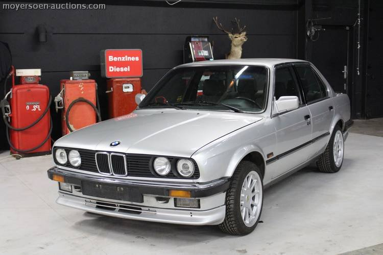 1984 BMW 323i E30 For Sale by Auction (picture 1 of 4)