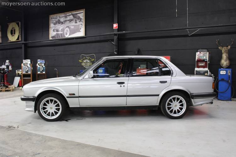 1984 BMW 323i E30 For Sale by Auction (picture 3 of 4)