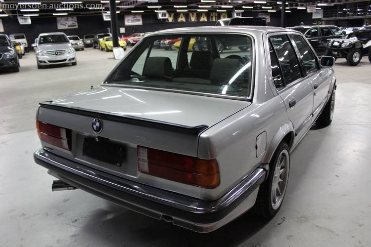 1984 BMW 323i E30 For Sale by Auction (picture 4 of 4)