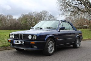 BMW 318 Convertible 1991 - to be auctioned 26-04-19 For Sale by Auction