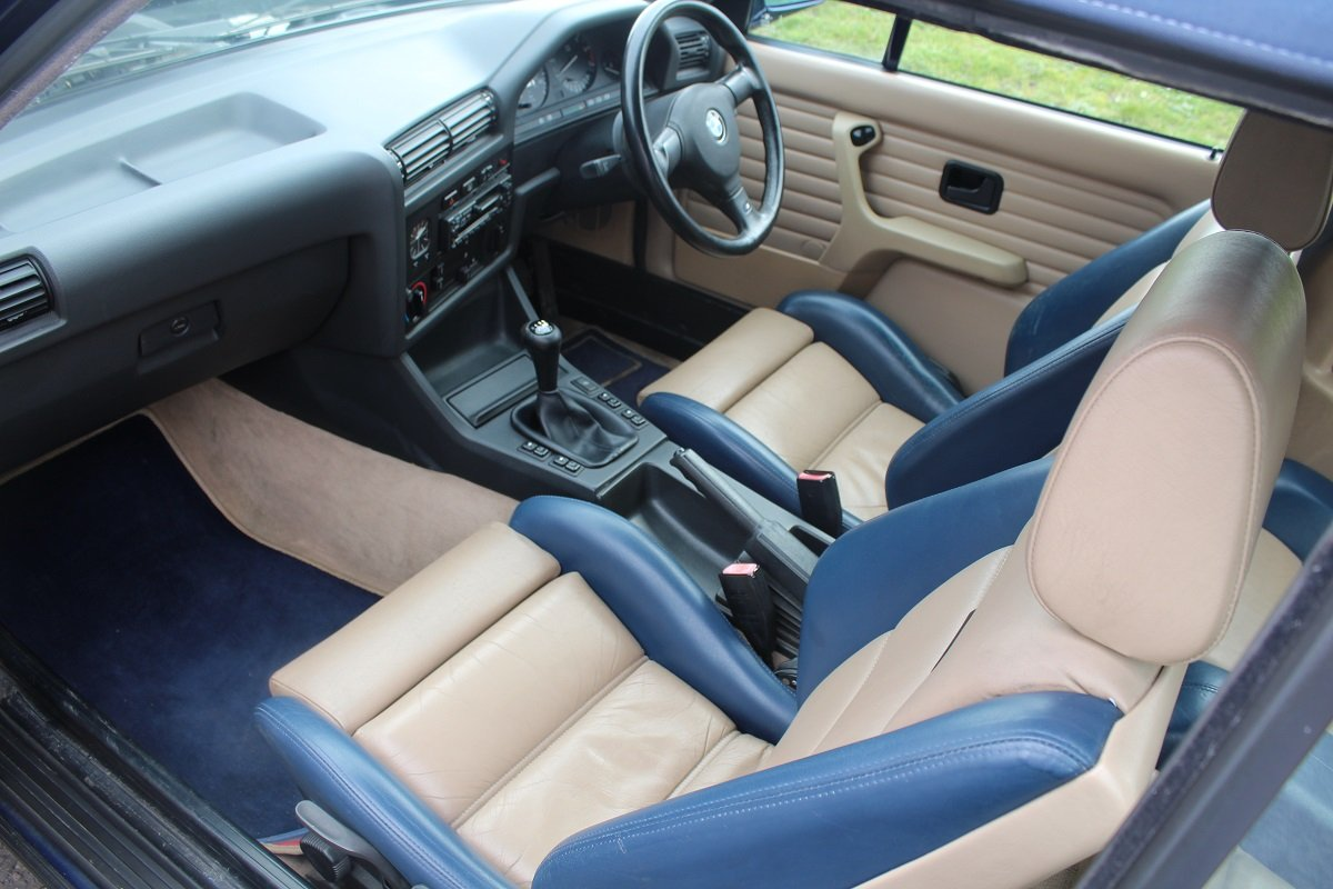 BMW 318 Convertible 1991 - to be auctioned 26-04-19 For Sale by Auction (picture 3 of 6)
