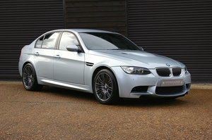 2009 BMW E90 M3 4.0 V8 DCT Saloon Automatic (34,689 miles) SOLD