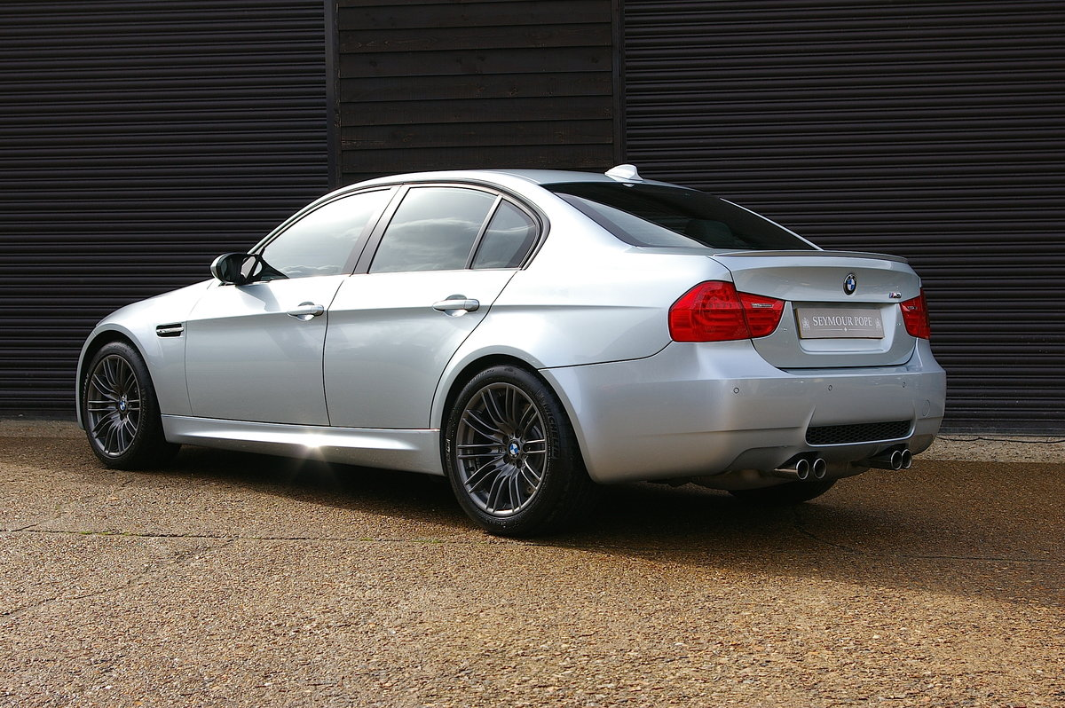 2009 BMW E90 M3 4.0 V8 DCT Saloon Automatic (34,689 miles) SOLD (picture 3 of 6)