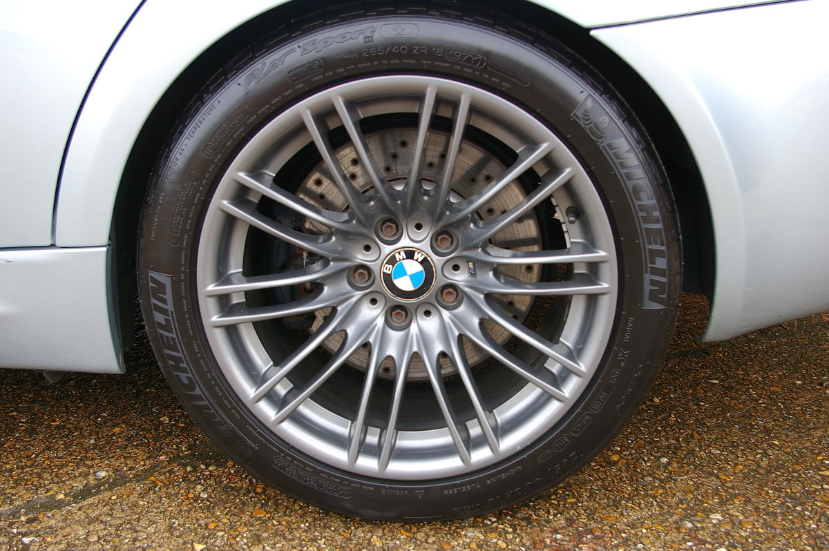 2009 BMW E90 M3 4.0 V8 DCT Saloon Automatic (34,689 miles) SOLD (picture 5 of 6)