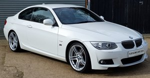 2011 ONLY 62,000 Miles - BMW E92 3 Series 330 M Sport Coupe For Sale